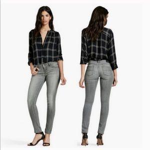 Lucky Brand Skinny Lolita Jeans in Gray Sz 25